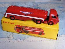 Dinky Toys Citerne Titan 32C  Tractor Panhar + repro doos