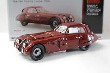 1:18 CMC Alfa Romeo 8C 2900B Speciale Touring 1938 dark red