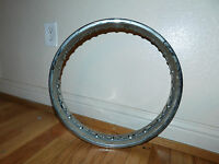 "Vintage Made in Japan Daido DID 2.15x18 215x18 2.15 18"" 40 Holes Wheel Rim #2"
