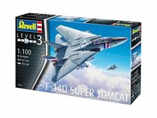 REVELL 03950 - 1/100 f-14d SUPER TOMCAT-NUOVO