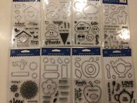 Love Nicole Clear Stamp & Die Set Cardmaking YOU CHOOSE NEW