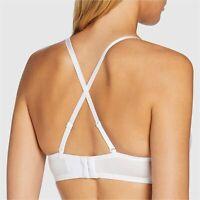 Cosabella Women's Bralette, White, Size Large XNR2
