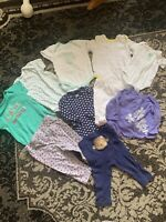 Baby girl clothes 0-3 months old spring summer mixed lot kids cloths dress