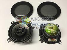 "Phoenix Gold Z4CX Z Series 4"" 10cm Car Door Coaxial Speakers 30w RMS"
