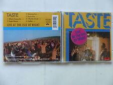 CD Album TASTE Live at the Isle of Wight 841 601-2 Hard