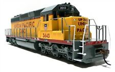 HO Scale Model Railroad Trains Layout Engine Union Pacific SD-40 DC DCC Ready