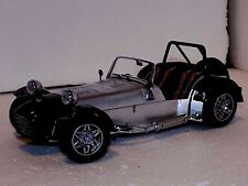 CATERHAM SUPER SEVEN CYCLE FENDER CARBON BLACK  KYOSHO  08222SC  1:18