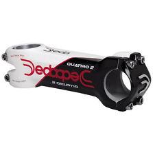 "-60% Deda Vorbau Quattro 2 Vorbau 100mm 8°  1""1/8  31.8mm, bike stem potencia"