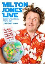 Milton Jones - Live Universe Tour - Part 1 - Earth [DVD] [2009][Region 2]