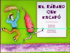 El Rabano Que Escapo-ExLibrary