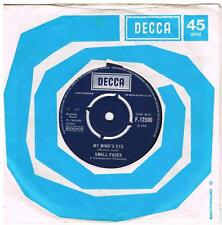 SMALL FACES My mind's eye / I cant dance with you Decca 12500 classic 1966 pop