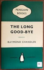 Penguin Books # 1400: The Long Good-Bye by Raymond Chandler 1959 First Ed in VGC