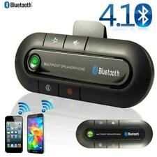 Bluetooth Wireless Handsfree Car Auto Kit Speakerphone Phone Speaker Visor Y8P2