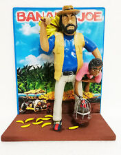 Statuina Action Figures Bud Spencer dal film Banana Joe