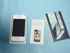 Apple  I Phone 4 in Weiß   ohne Simlock