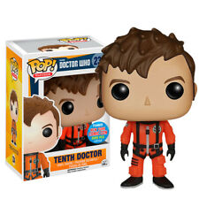 FUNKO POP VINYL DOCTOR WHO TENTH DOCTOR IN SPACESUIT NYCC EXCLUSIVE