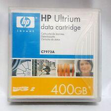 HP ULTRIUM LTO-2 400GB DATA CARTRIDGE (LOT OF 8 PCS) *FREE SHIPPING*