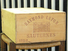 1983 Chateau Raymond-Lafon, 12 x 0,75 l en OHK!!! 93 PARKER!!!