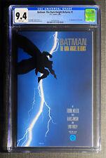Batman The Dark Knight Returns 1st Printing, 1986 Frank Miller, CGC 9.4