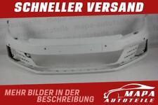 VW Scirocco R-LINE 1K8 Facelift Bj. ab 2014 Stoßstange Vorne Original (SRA PDC)