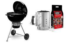 Barbecue a Carbone Weber Master Touch GBS e 5750 57 cm carbonella Nero 14701004