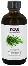 NOW Foods - Rosemary Essential Oil For Burners & Diffusers 4oz. Uplifting Aroma