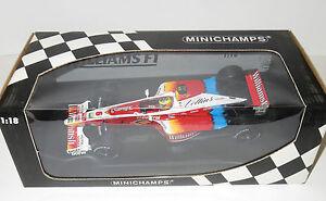 1/18  Winfield Williams Supertech FW21  Season 1999   Ralph Schumacher
