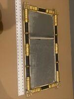 Antique 19th Century Federal Mirror 30x14