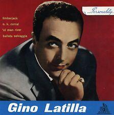 GINO LATILLA PERSONALITY TIMBERJACK EPE 3039 ITALY M- EX+