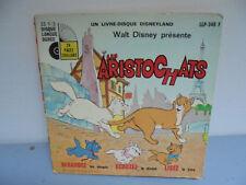 Livre Disque Enfant - Les Aristochats