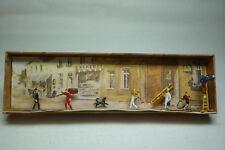 Vintage Mahale Figurines Box - N Gauge - Craftsman - Box 2258 (1.fig-51)