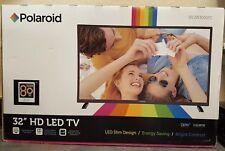 "Polaroid 32"" Inch HD 720p LED HDTV TV HDMI 32GSR3000SA Energy Star Television"