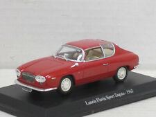 Lancia Flavia Sport Zagato, 1963, rot, o.OVP, Norev, 1:43