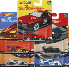HOT WHEELS 2019 CAR CULTURE SILHOUETTES - SET OF 5 - FPY86-956J - SHIPPING NOW