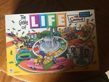 The Game Of Life Simpsons Edition 2004 Nice Board Game TV