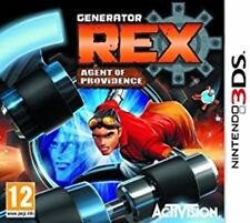 Generator Rex  Agent of Providence (Nintendo 3DS)  NEW & Sealed