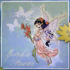 Disney Fairy - Fira - Anchor counted cross-stitch kit