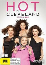 Hot In Cleveland : Season 1 (DVD, 2011, 2 Disc) PAL4 Used Good Condition