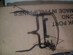 suzuki gsx600f headlight fairing bracket