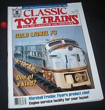 CLASSIC TOY TRAINS Magazine MARCH 1994 Issue For the Collector and Operator