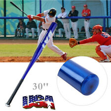 30'' Aluminium Alloy Baseball Bat Racket Softball For Training Self-defense Blue