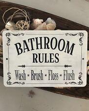 Bathroom Sign - Restroom Sign - Ladies Room  Sign - Home Decor - Decorative Sign