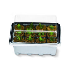 Seed Tray Seedling Starter Trays Plant Grow Starting Germination Kit 12 Holes