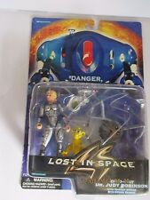 "Trendmaster Lost In Space Cryo Suit Dr Judy Robinson 4"" Action Figure w Spider"