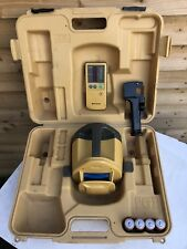 Topcon RL-H3C  ROTATING LASER Laser Level in Great Condition