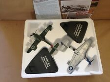 Atlas Models: Defence of the Reich North American P-51D Mustang Focke-Wulf FW190