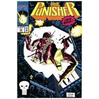 Punisher (1987 series) #62 in Near Mint minus condition. Marvel comics [*qz]