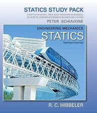 Study Pack for Engineering Mechanics : Statics by Russell C. Hibbeler (2012,...