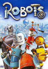 PELICULA DVD ROBOTS _1