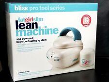 BLISS FAT GIRL SLIM LEAN MACHINE 2 oz SKIN FIRMING CREAM CELLULITE TREATMENT NIB